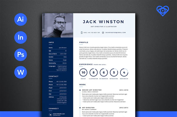 how your resume should look like to be successful