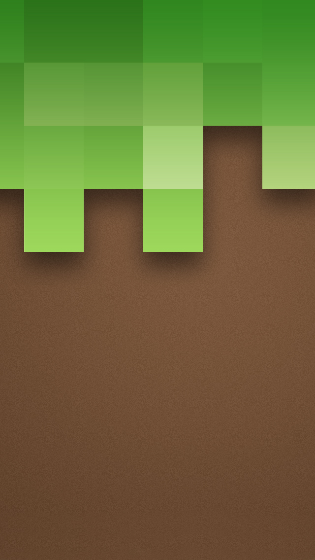 25 Incredible Minecraft IPhone 5 Wallpapers