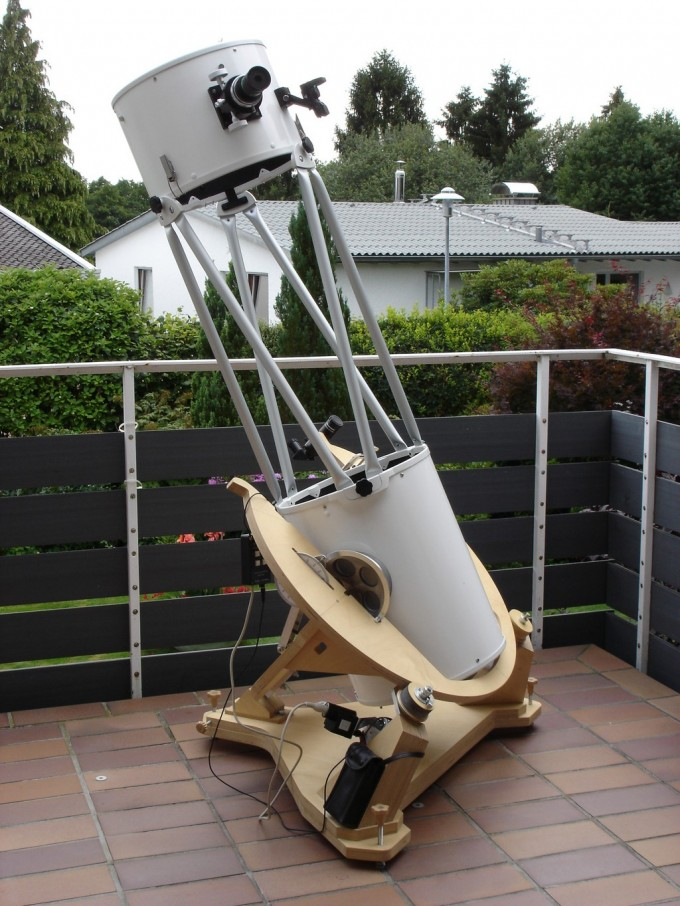 Spacetology 40 Epic Homemade Telescopes W How To Make