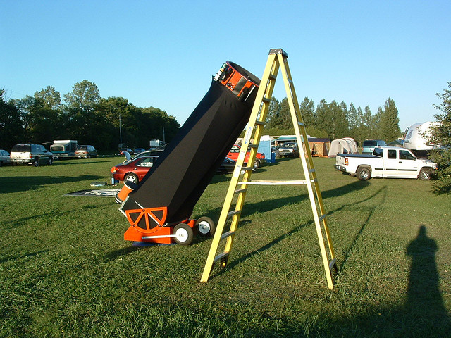 40+ Epic Homemade Telescopes (w/ How To Make Guides