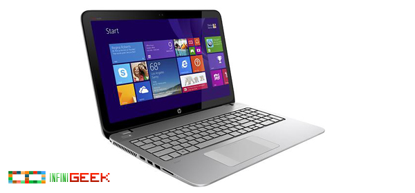 AMD FX APU – HP Envy Touchsmart Laptop Review