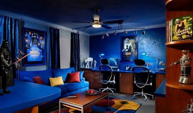 Cool gaming inspired room decorations infinigeek - Cool decorations for your room ...
