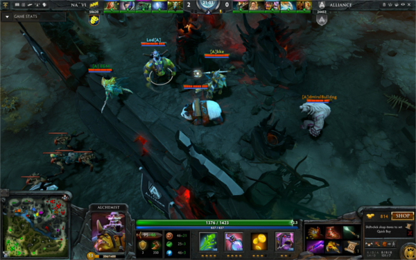 dota 2 and virtual reality to team up infinigeek