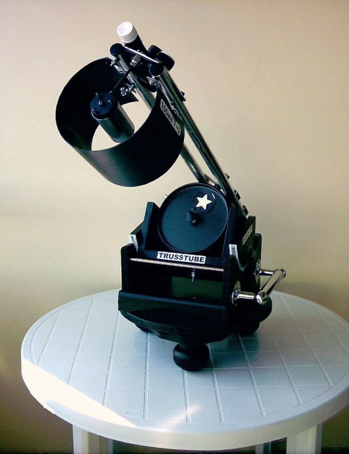 40 Epic Homemade Telescopes W How To Make Guides