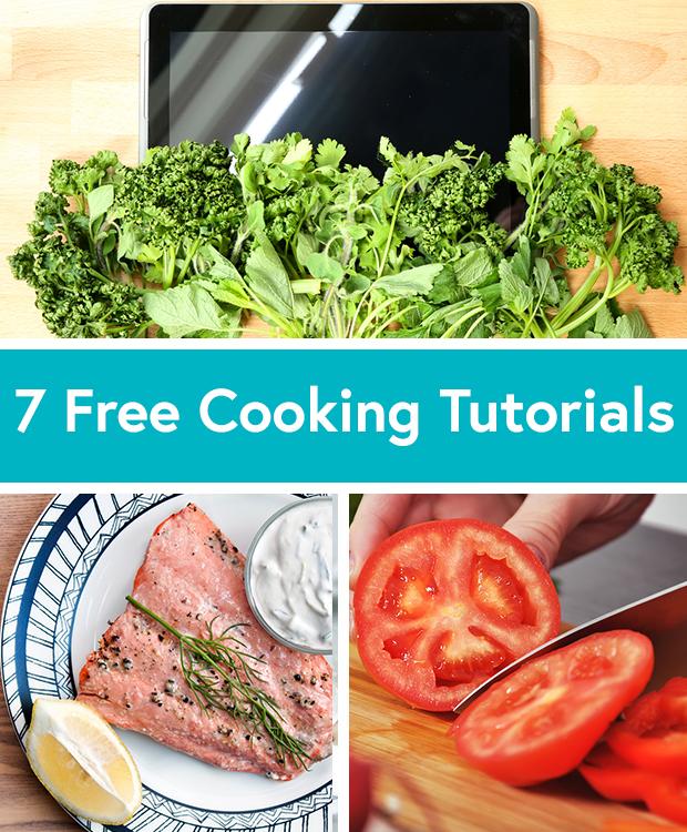 How-to-Cook-tutorials