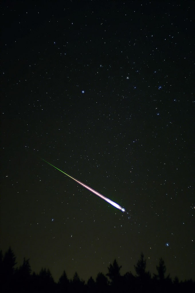 meteor v asteroid - photo #11
