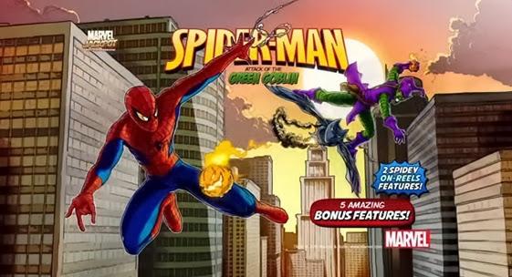 Spiderman Green Goblin Wallpaper