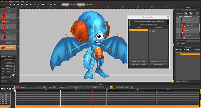 10 Best Free 2D Animation Software for Windows - InfiniGEEK