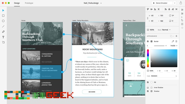 Introducing Adobe's new UX Design Application