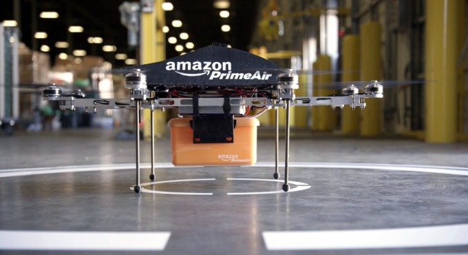 Amazon Prime Air unmanned aircraft project
