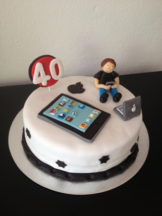 Nerd Birthday Cake Ideas