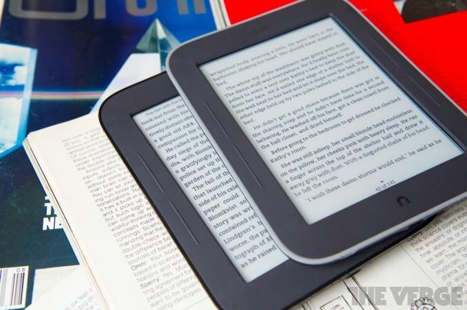 Kindle Vs Sony Reader: Nook Vs. Kindle Vs. Kobo: Battle Of The E-Readers