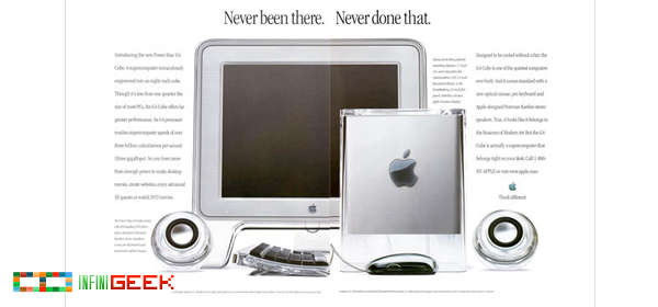 Apple Ads From The 2000′s