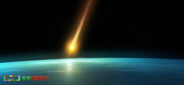 15+ Massive Meteor Craters