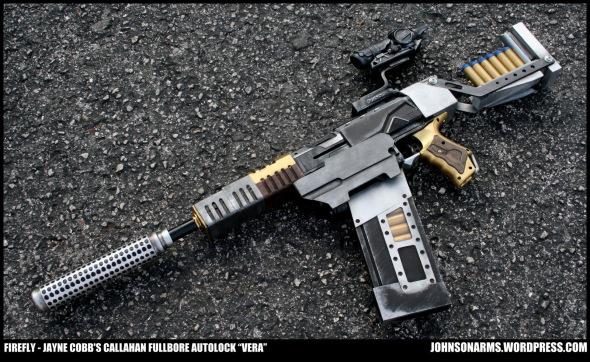 Nerf gun Steampunk mod by acosplaylifeforme ...