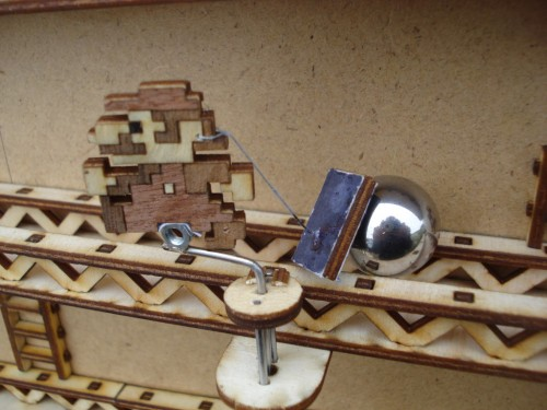 40 epic diy gadgets to build for geeks infinigeek mechanical donkey kong v1 solutioingenieria Gallery