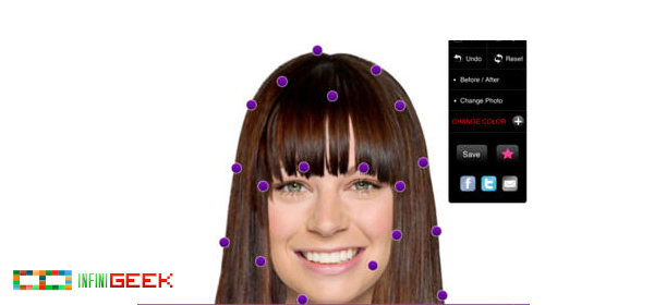 Surprising Top 10 Apps That Let You Try On Different Haircuts Infinigeek Short Hairstyles Gunalazisus