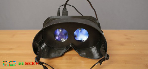 DIY: How To Make Your Own Oculus Rift Virtual Reality Headset