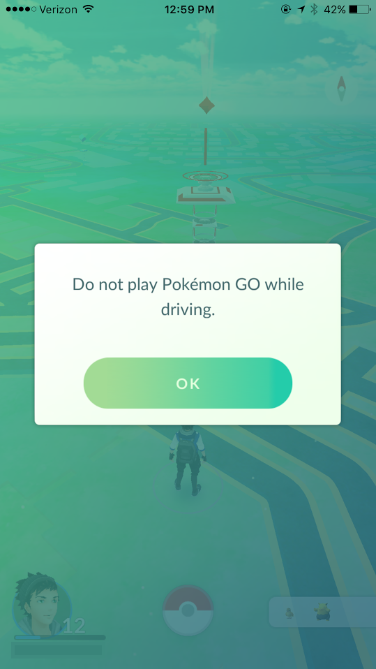 do-not-play-and-drive-pokemon-go-warning-screen