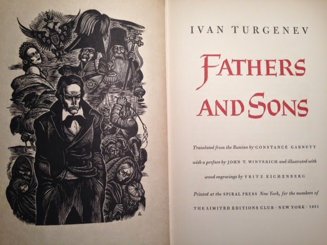 fathers and sons nihilism Character and theme in fathers and sons gary r jahn when i s turgenev's fathers and sons was first published in 1862, russian intellectual life was.