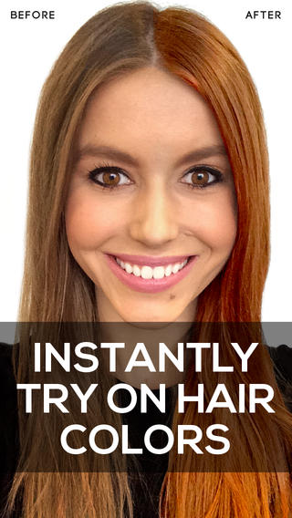 Swell Top 10 Apps That Let You Try On Different Haircuts Infinigeek Short Hairstyles For Black Women Fulllsitofus