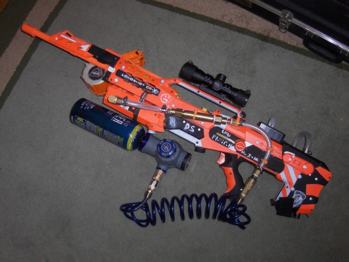 The best nerf gun ever by RTQAndHisFriends ...