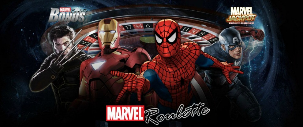 10 Marvel Superhero Themed Casino Games