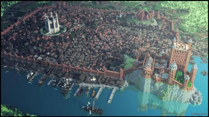 200 Best Minecraft Creations Infinigeek