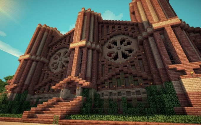 Cool Minecraft City Buildings A Brief History Of Minecraft