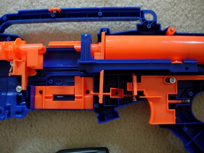 homemade nerf gun instructions