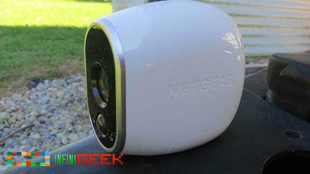 Home Security Made Easy With Connected Home Arlo by Netgear