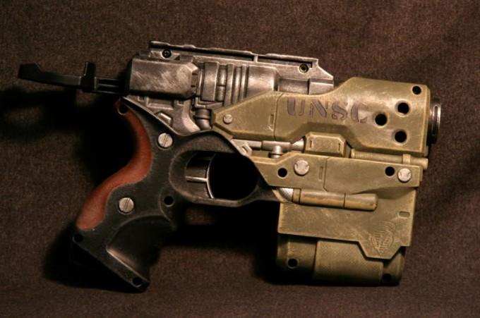 Realistic Nerf Gun Modify Pistol