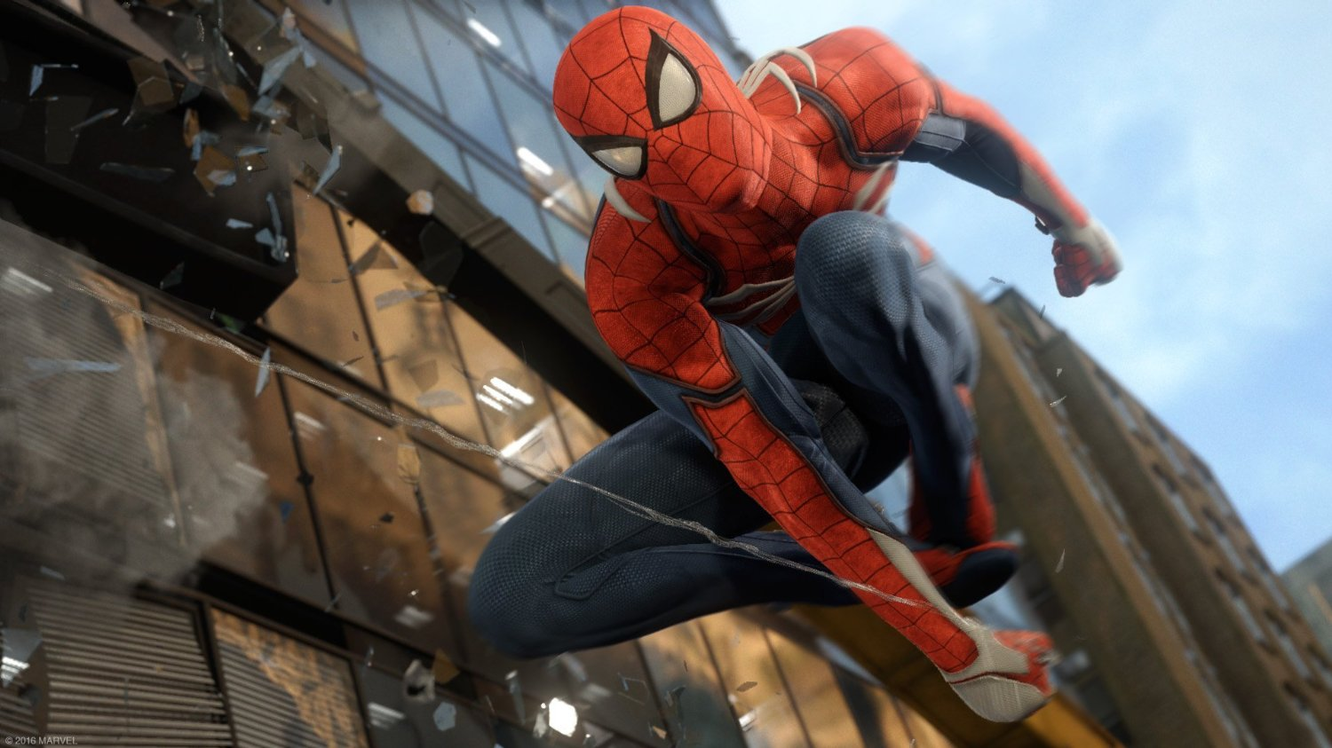 Superhero Video Games We're Totally Stoked For