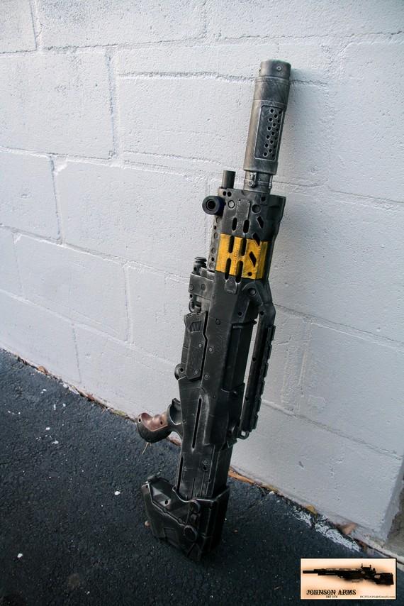 ... Nerf Gun Mods · ← Previous
