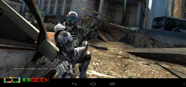 online games on tablet