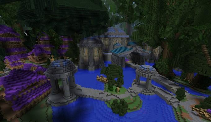 Wow Amazing Minecraft Build Design