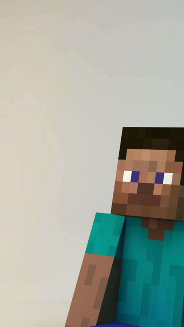 25 Incredible Minecraft Iphone 5 Wallpapers Infinigeek