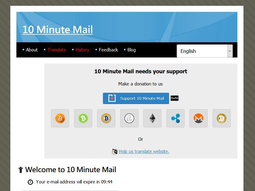 How You Can Benefit From Disposable E-mail Technology - InfiniGEEK