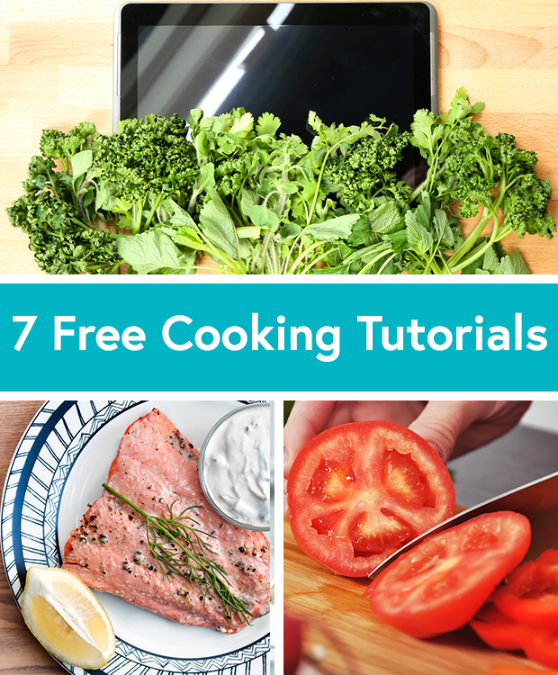 How-to-Cook-tutorials