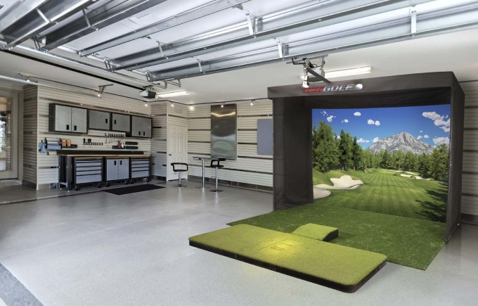 TruGolf_Vista12_Golf_Simulator_Garage_Sports_VR_Tech