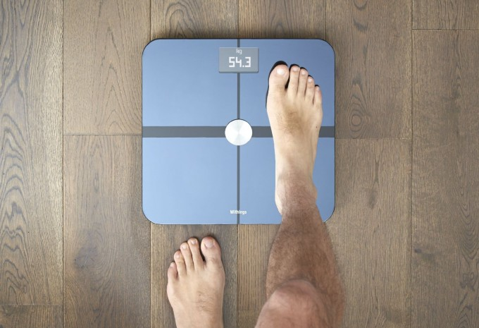 Withings Smart Body Analyzer fitness tech