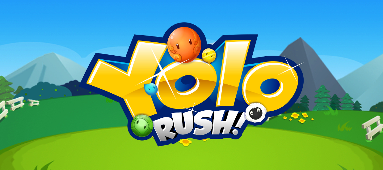 Review: Yolo Rush App, A PVP Match 3 Puzzle Game