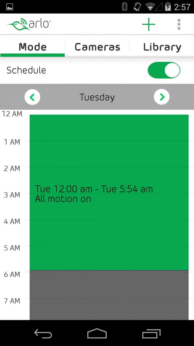 arlo-set-mode-schedule