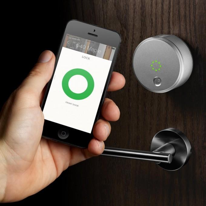 august-smart-lock-keyless-smartphone-entry-system-smarthome-tech