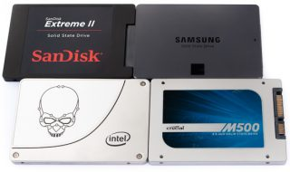 Best SSDs For The Money: March 2014