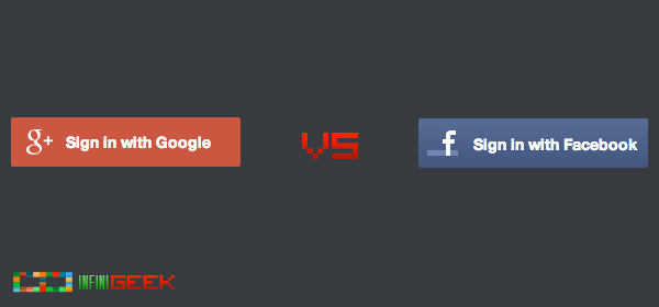 Google Plus Rivals Facebook Connect with Launch of 'Sign-in'