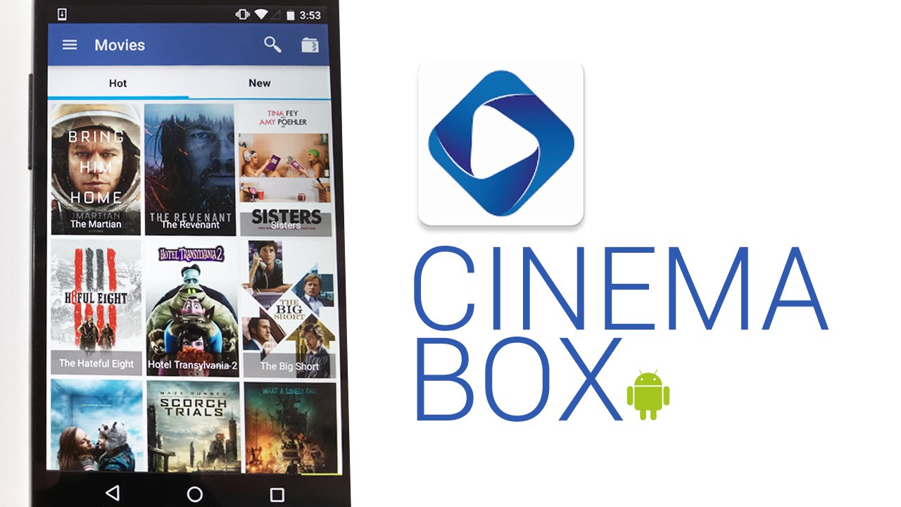 application pour android telecharger film