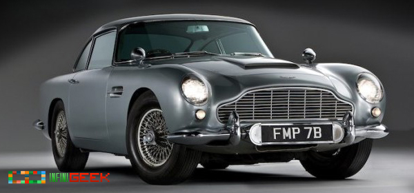 Coolest Features of the James Bond Vehicles