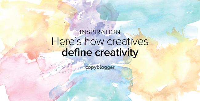 define-creativity