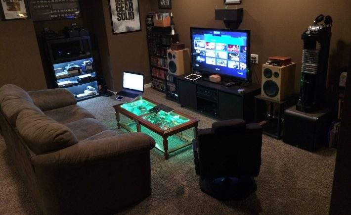 5 Cool Additions To Your Man Cave Infinigeek